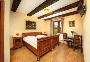 Penzion Prelat, Guest houses  Český Krumlov - big - 10