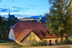 Penzion Prelat, Guest houses  Český Krumlov - big - 26