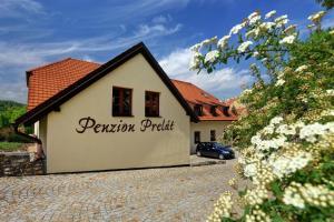 Penzion Prelat, Guest houses  Český Krumlov - big - 25