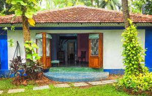 The Secret Garden Goa, Privatzimmer  Saligao - big - 9