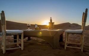 Trans Sahara, Inns  Merzouga - big - 45