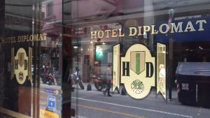 Diplomat Hotel, Szállodák  Buenos Aires - big - 51