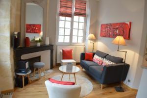 Appartement Bordeaux Hyper Centre, Apartmány  Bordeaux - big - 8