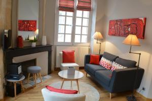 Appartement Bordeaux Hyper Centre, Apartmány  Bordeaux - big - 9