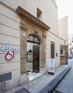 Garibaldi 61, Vendégházak  Agrigento - big - 74