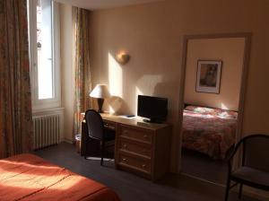 Hôtel Bristol, Hotel  Carcassonne - big - 51