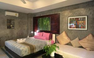 Phuket Paradiso, Affittacamere  Chalong  - big - 146