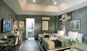 Phuket Paradiso, Vendégházak  Csalong - big - 113