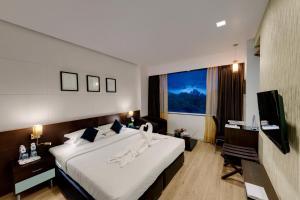 Comfort Inn Sunset, Hotels  Ahmedabad - big - 27