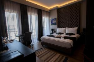 Solun Hotel & SPA, Hotels  Skopje - big - 21
