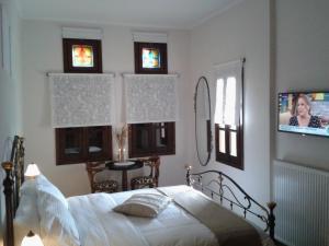 Hotel Dryalos, Hotel  Miléai - big - 98