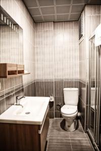 Akin Suites, Апарт-отели  Стамбул - big - 26