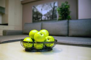 Akin Suites, Aparthotely  Istanbul - big - 23