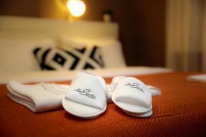 Akin Suites, Апарт-отели  Стамбул - big - 14