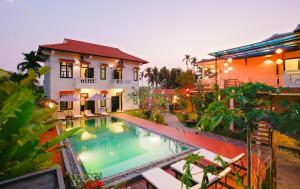 Hoi An Red Frangipani Villa, Отели  Хойан - big - 32