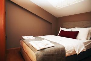Akin Suites, Aparthotely  Istanbul - big - 20
