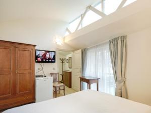 Hotel Salve, Апарт-отели  Карловы Вары - big - 17