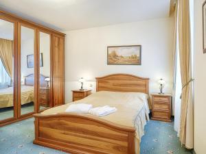 Hotel Salve, Апарт-отели  Карловы Вары - big - 19