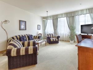 Hotel Salve, Апарт-отели  Карловы Вары - big - 4