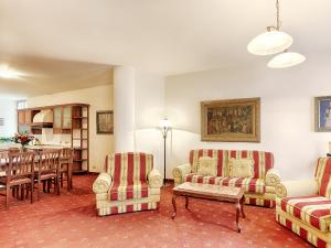 Hotel Salve, Апарт-отели  Карловы Вары - big - 3