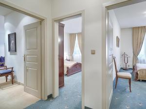 Hotel Salve, Апарт-отели  Карловы Вары - big - 6