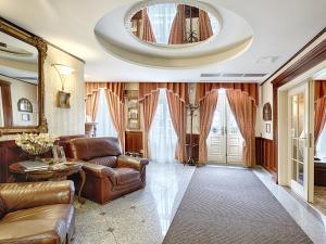 Hotel Salve, Апарт-отели  Карловы Вары - big - 29