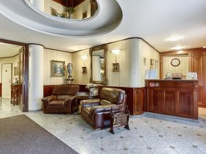 Hotel Salve, Апарт-отели  Карловы Вары - big - 28