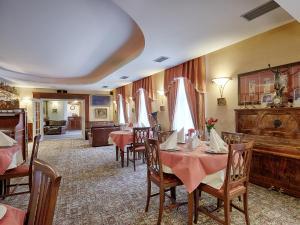 Hotel Salve, Aparthotely  Karlovy Vary - big - 41