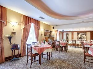 Hotel Salve, Апарт-отели  Карловы Вары - big - 27