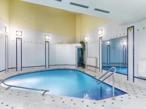 Hotel Salve, Apartmánové hotely  Karlove Vary - big - 38