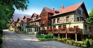 Hotel Artus, Отели  Карпач - big - 21