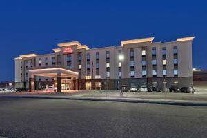 Hampton Inn and Suites Albuquerque Airport