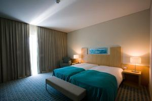 Hotel Praia, Отели  Назаре - big - 33
