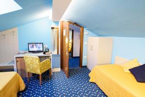 Hotel Benaco, Szállodák  Nago-Torbole - big - 33