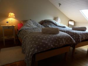 Aux Jardins d'Alice, Bed and breakfasts  Asnans - big - 11