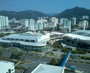 Arena Residence By Ho Yong Chang, Apartmány  Bayan Lepas - big - 7