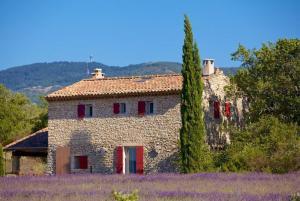 hautes plaines, Dovolenkové domy  Saignon - big - 3