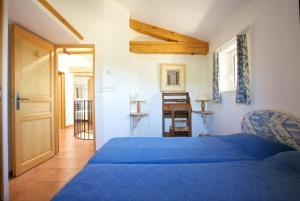 hautes plaines, Dovolenkové domy  Saignon - big - 12