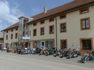 Centre Chrétien La Grange, Penzióny  Auberson - big - 58