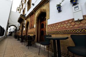 Hotel des Oudaias, Hotels  Rabat - big - 18