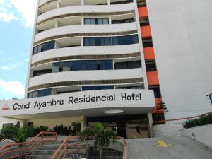 Flat Mobiliado Natal, Apartments  Natal - big - 17
