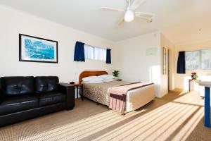 Elliotts Kapiti Coast Motor Lodge, Motely  Paraparaumu Beach - big - 8
