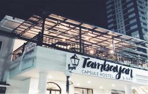 Tambayan Capsule Hostel & Bar, Ostelli  Manila - big - 13