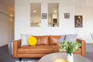 Boutique Stays - Wellington Mews, Apartment in East Melbourne, Apartments  Melbourne - big - 10