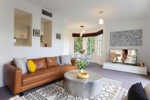 Boutique Stays - Wellington Mews, Apartment in East Melbourne, Apartments  Melbourne - big - 13