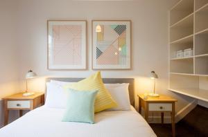 Boutique Stays - Wellington Mews, Apartment in East Melbourne, Apartments  Melbourne - big - 17