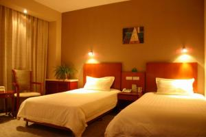 GreenTree Inn QinHuang Island Railway Station Business Hotel, Hotely  Qinhuangdao - big - 2
