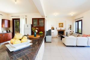 Phaedra & Orestis Villas, Prázdninové domy  Kato Akourdalia - big - 5