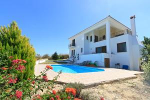 Phaedra & Orestis Villas, Prázdninové domy  Kato Akourdalia - big - 1