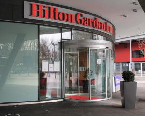 Hilton Garden Inn Stuttgart NeckarPark, Hotely  Štutgart - big - 44